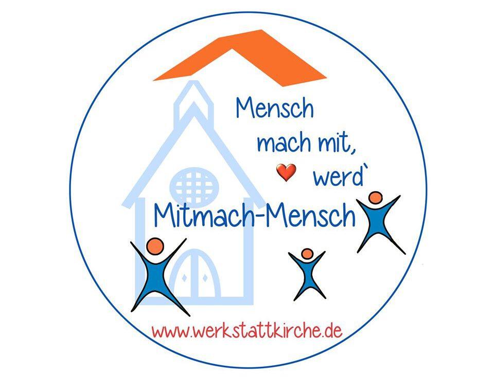 das neue Logo für unsere Mitmachmenschen